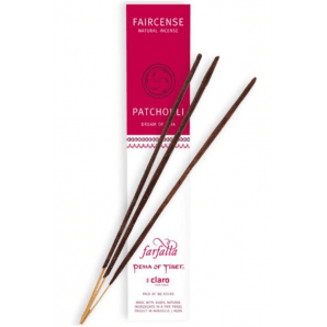 Farfalla Faircense Incense Sticks Patchouli Dream Of Asia (10 Pieces)