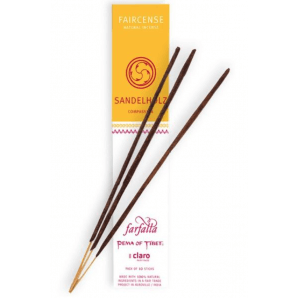 Farfalla Faircense Incense Sticks Sandalwood (10 Pieces)