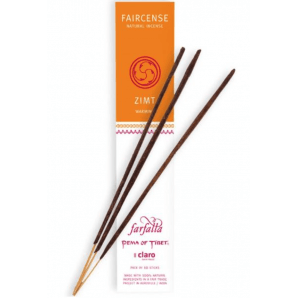 Farfalla Faircense Incense Sticks Cinnamon (10 Pieces)