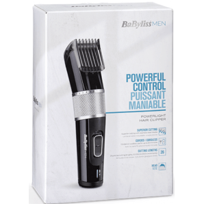 BaByliss For Men Powerfull Control Hair Clipper