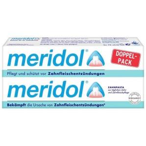 Meridol Zahnpasta Duo Pack (2x75ml)