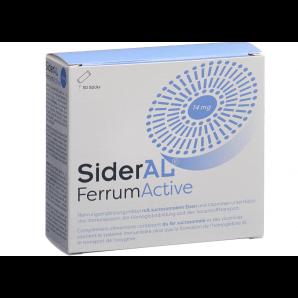 SIDERAL Ferrum Active Pulver 1.6g (30 Beutel)