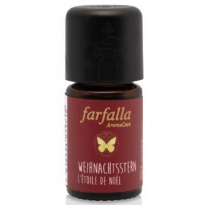 Farfalla Aroma Mixture Christmas Star Organic (5ml)