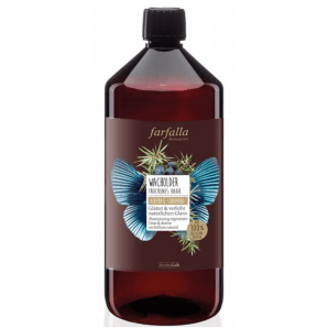 Farfalla Wacholder Trockenes Haar Aufbau Shampoo (1000ml)