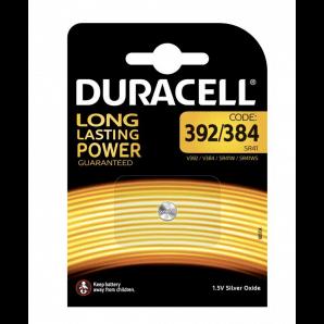 DURACELL Long Lasting Power 392 / 384 / SR41 (1 Stk)