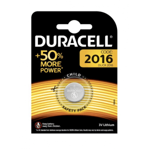 DURACELL Long Lasting Power DL / CR 2016 (1 pc)