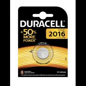 DURACELL Long Lasting Power DL / CR 2016 (1 Stk)