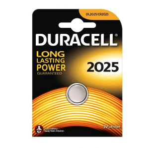 DURACELL Long Lasting Power DL / CR 2025 (1 Stk)