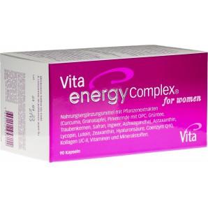 VITA Energy Complex pour femme (90 gélules)