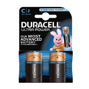 DURACELL Ultra Power LR14 / MX1400 / C (2 pc)