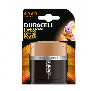 DURACELL Plus Power 3LR12 / MN1203 / 4.5V (1 pc)