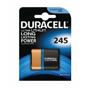DURACELL Ultra Power Lithium 245 / 6V Lithium (1 pc)