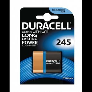 DURACELL Ultra Power Lithium 245 / 6V Lithium (1 Stk)