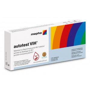 Autotest VIH - Selbsttest Bestimmung HIV-Infektion
