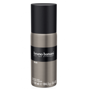 Bruno Banani PURE MAN déodorant spray aérosol (150ml)