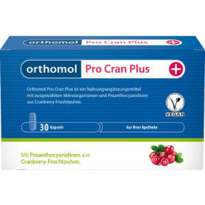Orthomol - Pro Cran Plus...