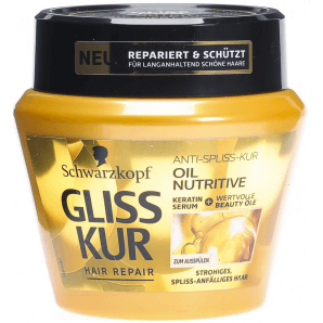 GLISS KUR OIL NUTRITIVE Anti Split Ends Cure (300ml)