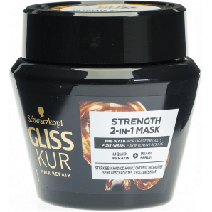 GLISS KUR ULTIMATE REPAIR Haarmaske (300ml)