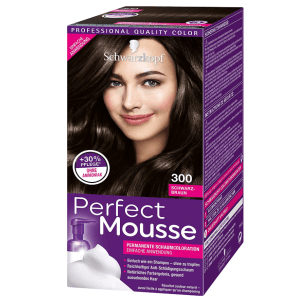 Schwarzkopf Perfect Mousse 300 Black Brown (1 pc)