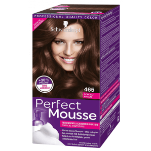 Schwarzkopf Perfect Mousse 465 Chocolate Brown (1 pc)