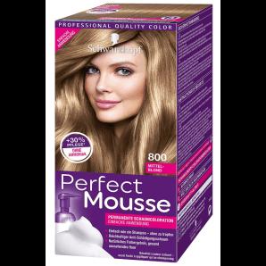 Schwarzkopf Perfect Mousse 800 Blond Moyen (1 pièce)