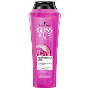 GLISS KUR VERFÜHRERISCH LANG Shampooing (250ml)