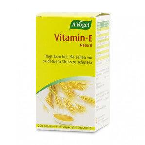 A. Vogel - Vitamin E Kapseln (200 Stk)