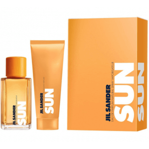 Jil Sander SUN Eau de Parfum gift set (2x75ml)