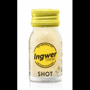 MONASTERY KITCHEN ginger DRINK ONESHOT organic (12x30ml)