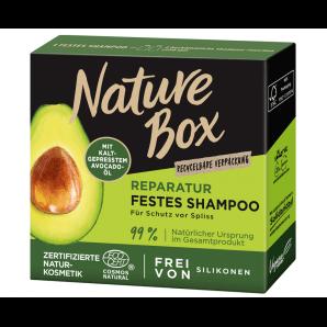Nature Box solid shampoo avocado (85g)