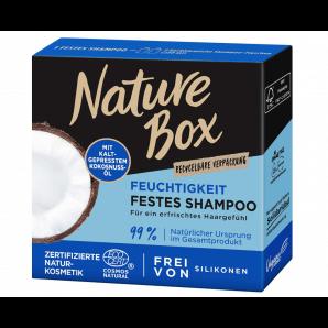 Nature Box Festes Shampoo Kokosnuss (85g)