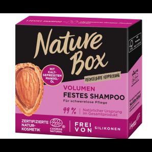Nature Box Solid Shampoo Almond (85g)