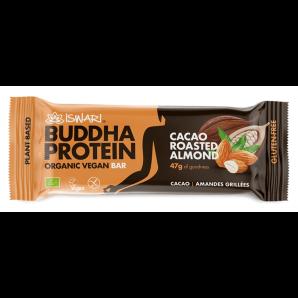 ISWARI Buddha Energy Organic Bar Cocoa & Almond (47g)
