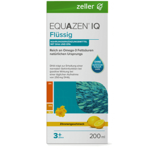 Equazen IQ liquid bottle (200ml)