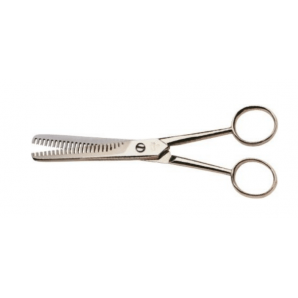 Nippes Thinning Scissors 15cm Nickel-Plated
