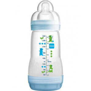 MAM - Easy Start Anti-Colic Flasche Boy (260ml)