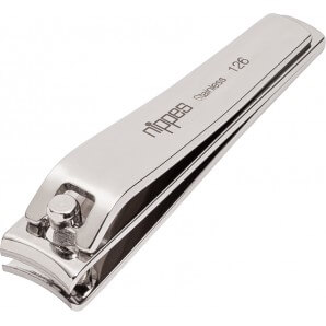 Nippes Nail Clippers Nickel-Plated