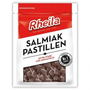 Rheila Salmiak Pastilles (90g)
