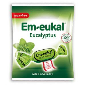 Emeukal Eucalyptus Sugar Free (50g)