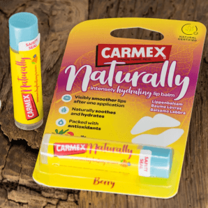 Carmex Lippenbalsam Naturally Berry Stick (4.25g)