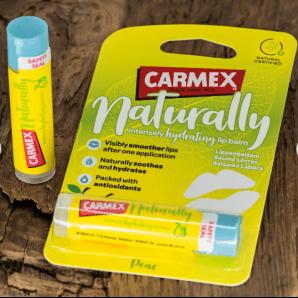 Carmex Lippenbalsam Naturally Pear Stick (4.25g)