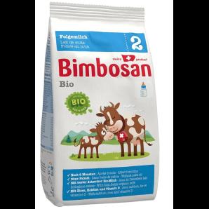 Bimbosan Bio 2 Folgemilch refill (400g)