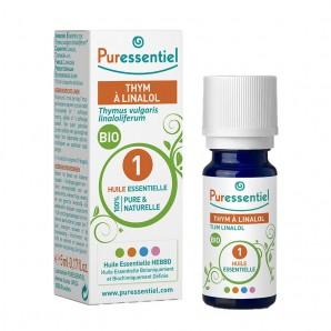 Puressentiel Thymian Linalool Bio 1 Ätherisches Öl (5ml)