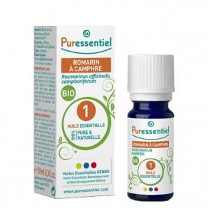 Puressentiel Rosmarin Kampfer Bio 1 Ätherisches Öl (10ml)