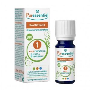 Puressentiel Ravintsara Bio 1 Essential Oil (5ml)