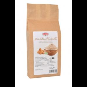 Morga Mandelmehl entölt glutenfrei Bio (500g)