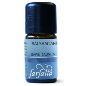 Farfalla Balsam Fir Essential Oil Organic (5ml)