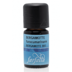 Farfalla Bergamot Low Furocoumarin Essential Oil Organic (5ml)
