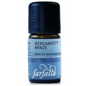 Farfalla Bergamot Mint Essential Oil Organic (5ml)