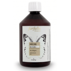 Farfalla Avocado Organic Care Oil (500ml)